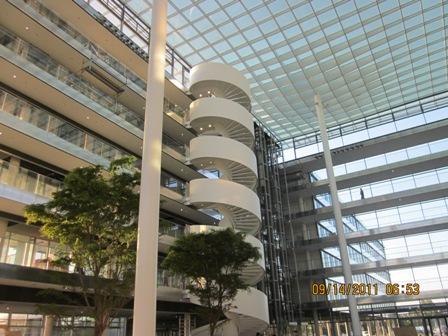Neubau für die Zentrale der HDI – Gerling