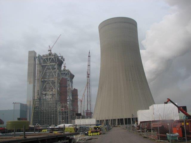 Neubau Kraftwerk Neurath