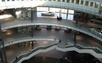 Niederlassung Mercedes- Benz in Köln