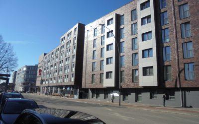 College Quartier Wandsbek, Hamburg