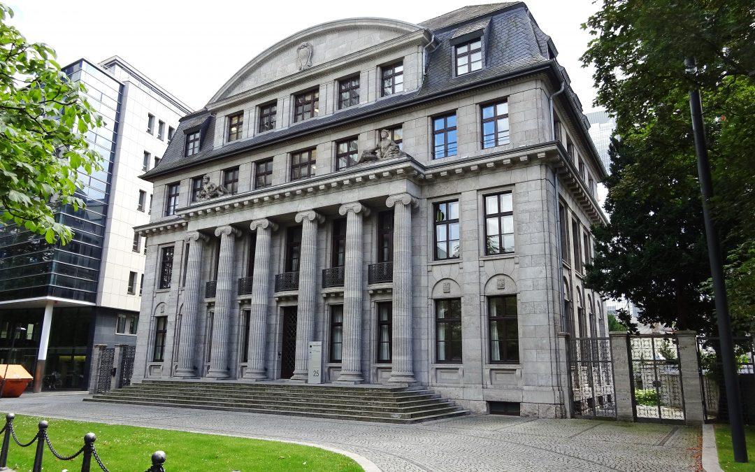 Verwaltungsgebäude / Bankhaus