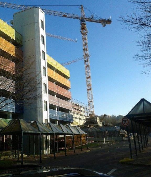 Ersatzneubau für die Bergische Universität Wuppertal