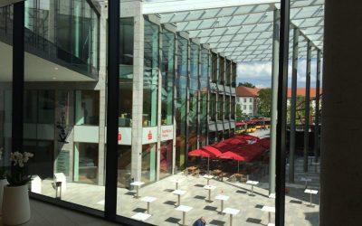 Einkaufszentrum Forum Hanau