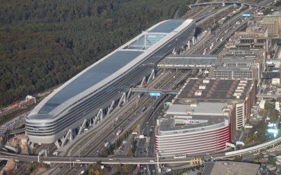 The Squaire – am Flughafen Frankfurt/ M.