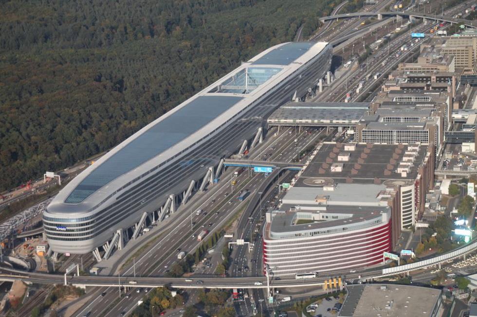 Frankfurt(M)Flughafen
