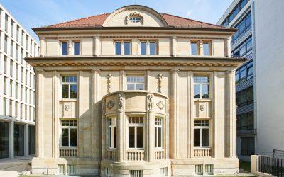 Sanierung Villa, Frankfurt am Main