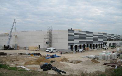 LIDL-Logistikcenter Siek