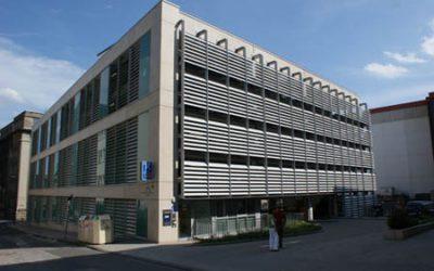 Parkhaus K4 in Köln