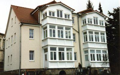 Wohnhaus Sanierung Haus Martha