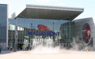 Einkaufszentrum Waterfront Bremen