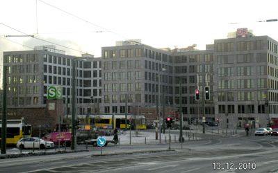 MK 3 in Berlin / Bürogebäude für die Deutsche Bahn