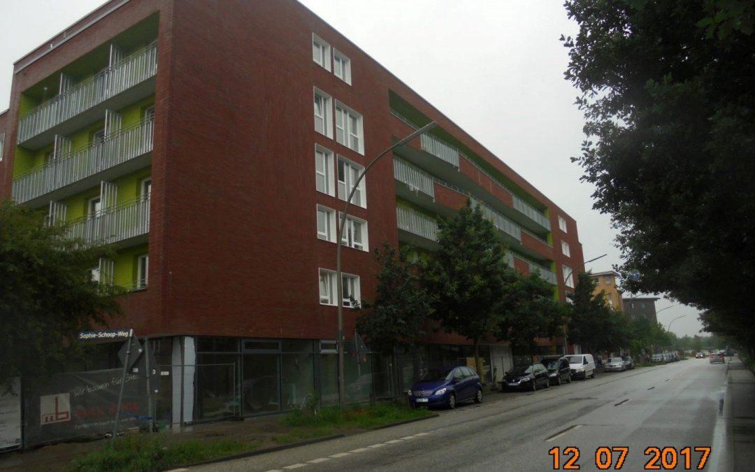 """Studentenwohnheim """"Allerhöhe"""" in Hamburg"""