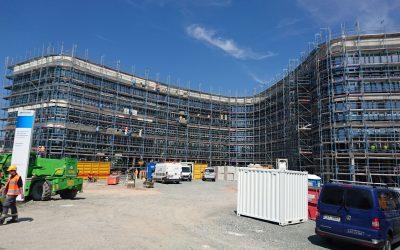 Neubau Hauptverwaltung TenneT in Bayreuth