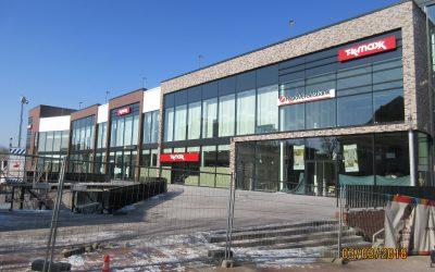 Einkaufzentrum Pferdemarkt in Stade