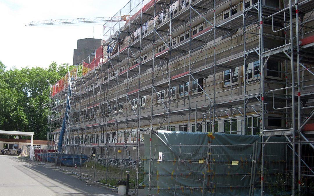 Polizeidirektion Wetterau / Friedberg energetische Sanierung