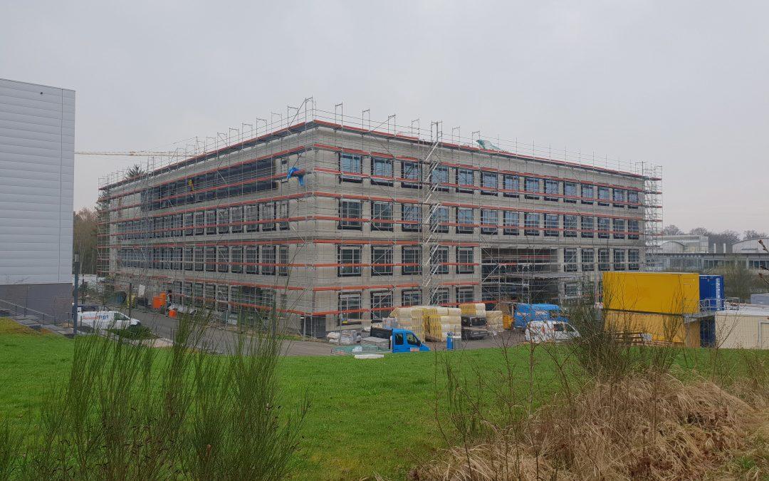 Neubau Zentrum für Synthetische Mikrobiologie Marburg