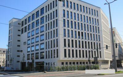 SQS Büro-Hotelkomplex Mülheim/Ruhr