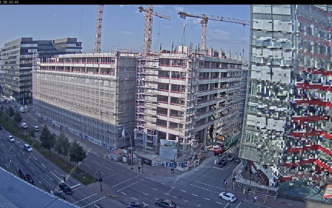 Olympus Campus in Hamburg