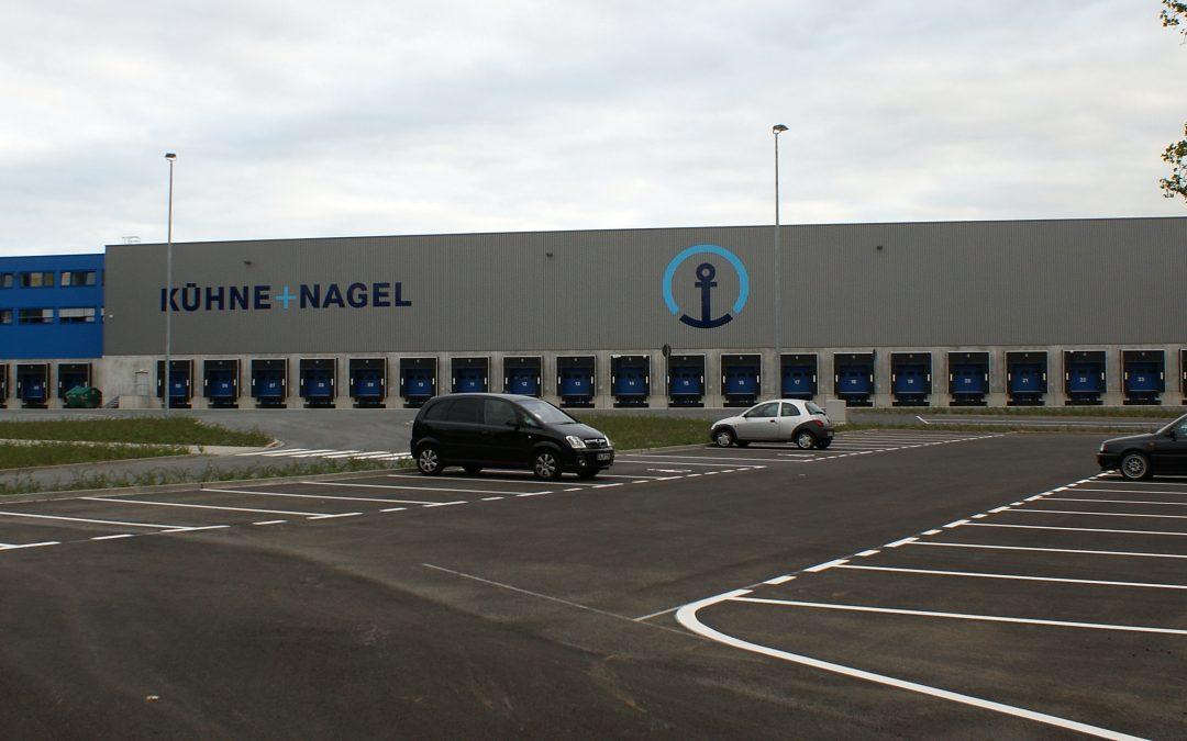 Halle Kühne und Nagel Duisburg
