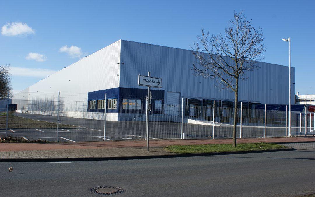 LMN-Hallen Duisport Duisburg